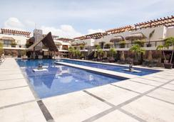 Aldea Thai by Teamoplaya - Playa del Carmen - 游泳池