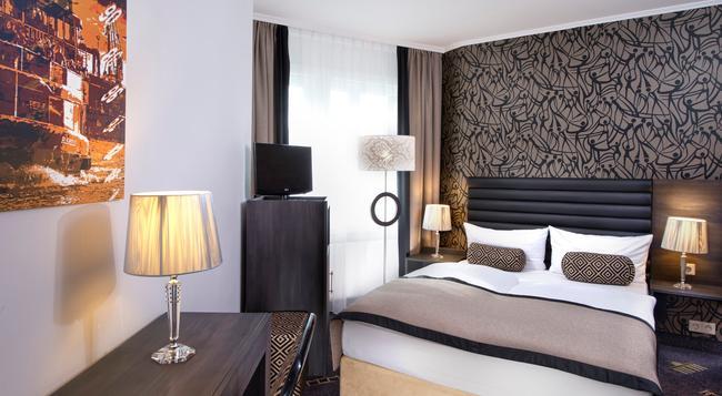 Park Hotel am Berliner Tor - 漢堡 - 臥室