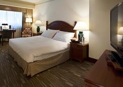 台北華國大飯店 - 台北 - 臥室