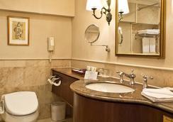 華國大飯店 - 台北 - 浴室