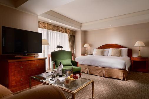 華國大飯店 - 台北 - 臥室