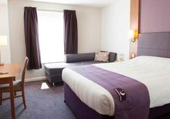 Premier Inn Bristol East (Emersons Green) - 布里斯托 - 臥室