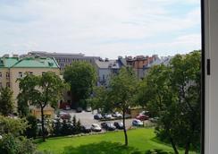 埃茂斯公寓式酒店 - Krakow - 室外景