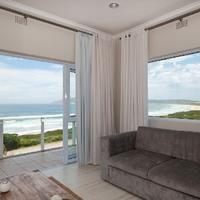 The Robberg Beach Lodge Living Area