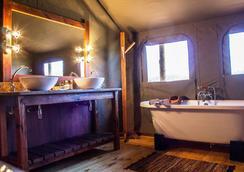 巴福士野生動物觀光酒店 - 奧茨胡恩 - 浴室