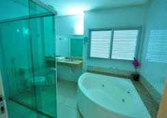 布里斯旅館酒店 - 戈亞尼亞 - 浴室