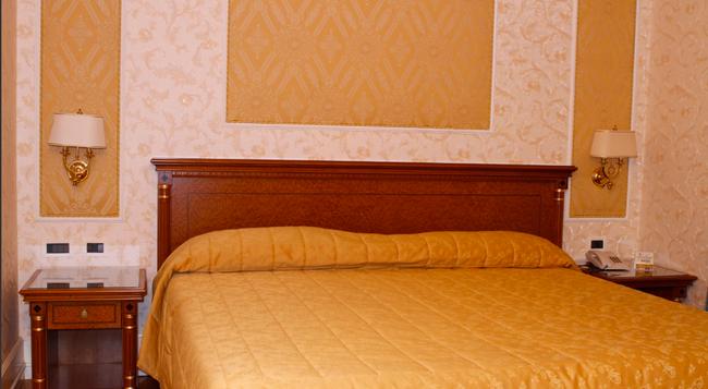 Hotel Gallia - 羅馬 - 臥室