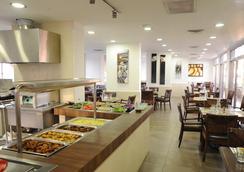 海藍寶酒店 - 埃拉特 - 餐廳