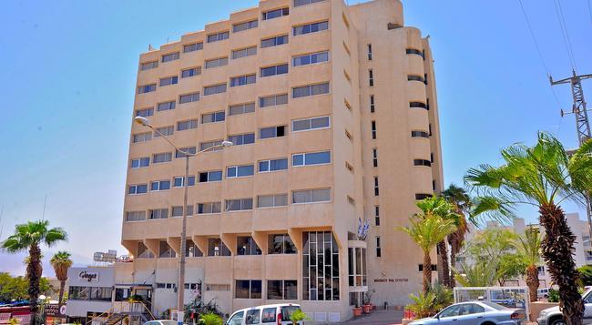 Aquamarine Hotel - 埃拉特 - 建築