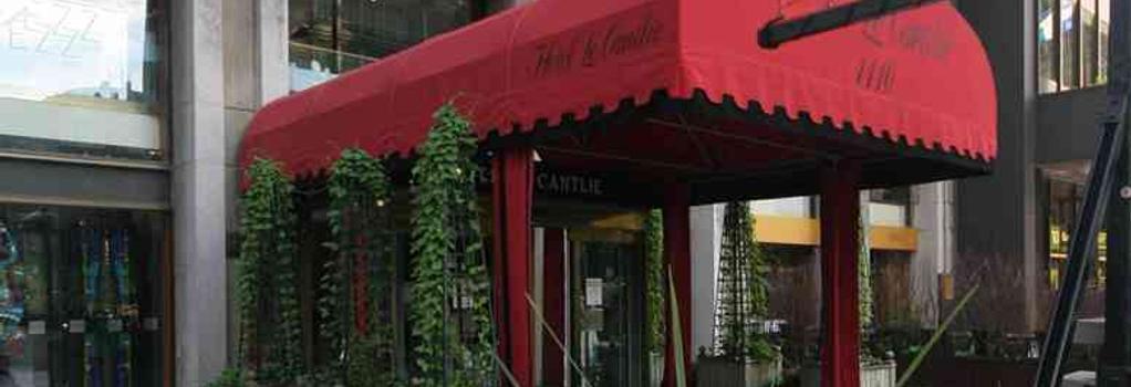Hotel Le Cantlie Suites - Montreal - 建築