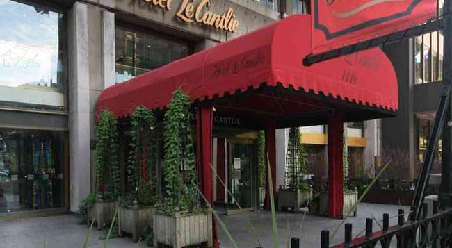 Hotel Le Cantlie Suites - Montreal - 建築