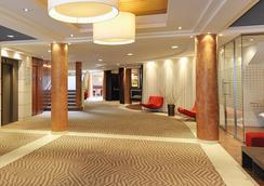 邦留酒店 - Annecy - 大廳