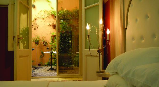 1555 Malabia House Hotel - 布宜諾斯艾利斯 - 臥室
