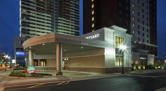 Courtyard by Marriott Atlantic City - 大西洋城 - 建築