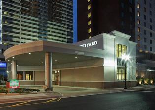萬豪大西洋城市庭院酒店