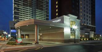 萬豪大西洋城市庭院酒店 - 大西洋城 - 建築