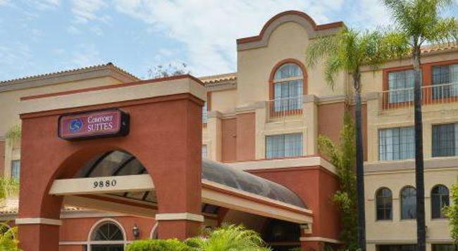 Comfort Suites San Diego Miramar - 聖地亞哥 - 建築
