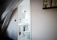 德斯卡默斯酒店 - 歐里亞克 - 浴室