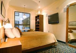 港岸旅店 - 波士頓 - 臥室