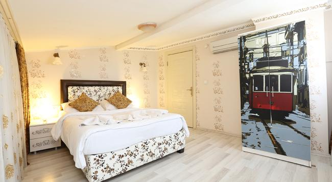 Aygunes Hotel - 伊斯坦堡 - 臥室