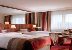 都柏林摩天酒店 - 都柏林 - 臥室