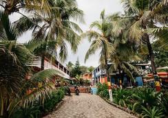 夕照酒店 - San Andrés - 室外景