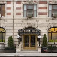 Washington Square Hotel Hotel Entrance