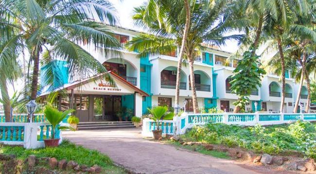 Swimsea Beach Resort (A Beach Property) - 果亞 - 建築