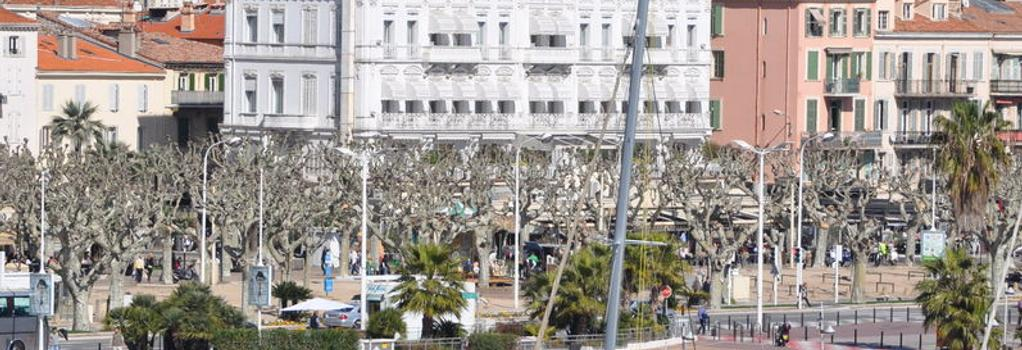 Hotel Le Splendid - Cannes - 建築