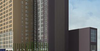 紐約時代廣場假日酒店 - 紐約 - 建築