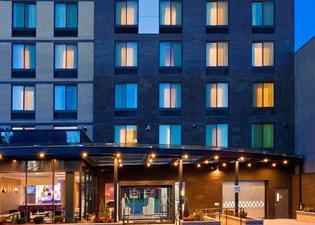 萬豪紐約皇后區/昆斯博羅橋費爾菲爾德套房酒店