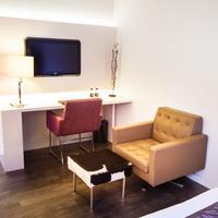 Albus Hotel Amsterdam City Centre Guest room