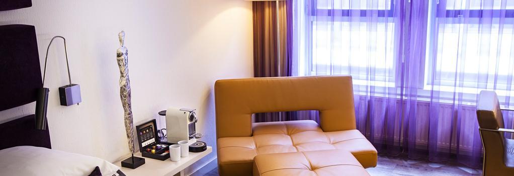 Albus Hotel Amsterdam City Centre - 阿姆斯特丹 - 臥室