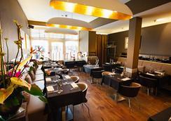 阿不思阿姆斯特丹市中心酒店 - 阿姆斯特丹 - 餐廳