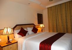 梅費爾酒店 - 達累斯薩拉姆 - 臥室
