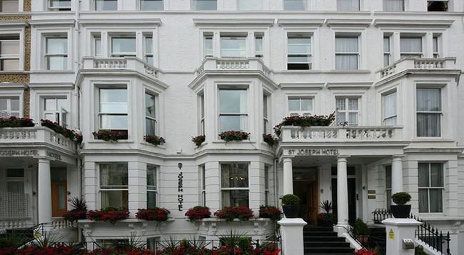 St. Joseph Hotel - 倫敦 - 建築