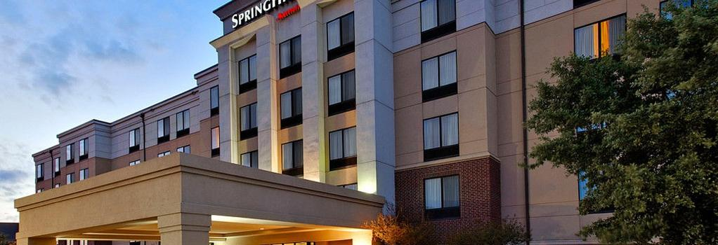 SpringHill Suites by Marriott Austin North-Parmer Lane - 奧斯汀 - 建築