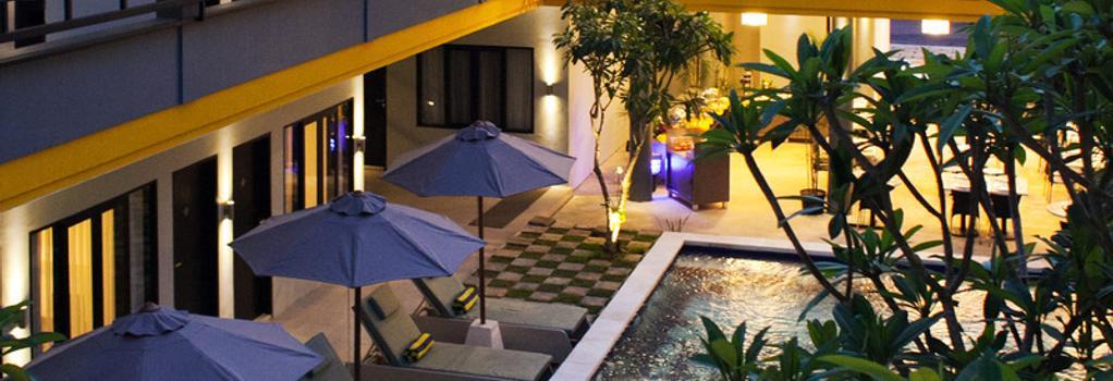 Palloma Hotel Kuta - 庫塔 - 游泳池