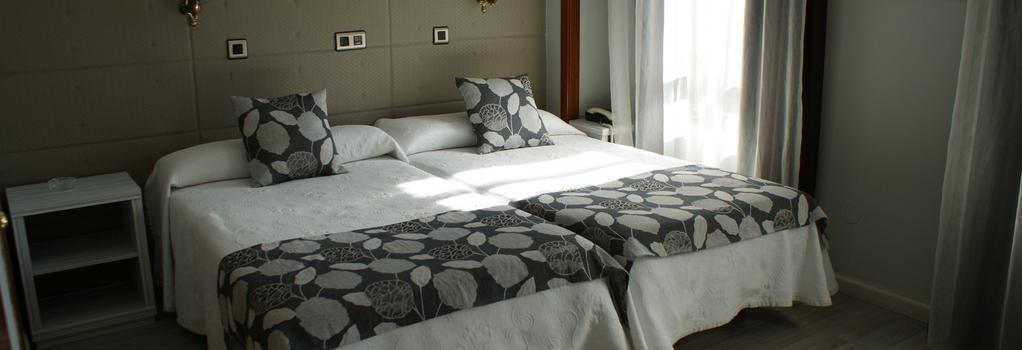 Hotel Los Naranjos - Cáceres - 臥室