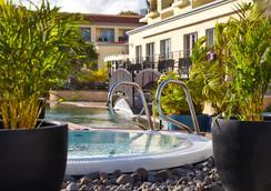 波爾圖聖瑪麗亞酒店- 波爾圖灣 - 豐沙爾 - 游泳池