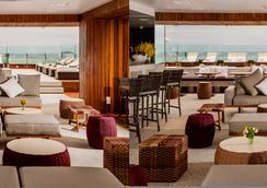 里約熱內盧波爾圖灣國際酒店 - 里約熱內盧 - 休閒室