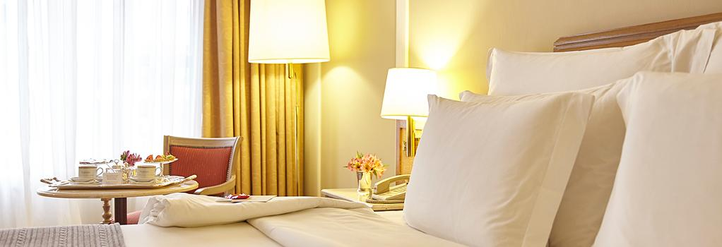 L'Hotel PortoBay São Paulo - 聖保羅 - 臥室