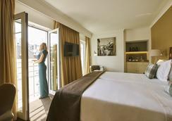 馬爾克斯波爾圖灣度假酒店 - 里斯本 - 臥室