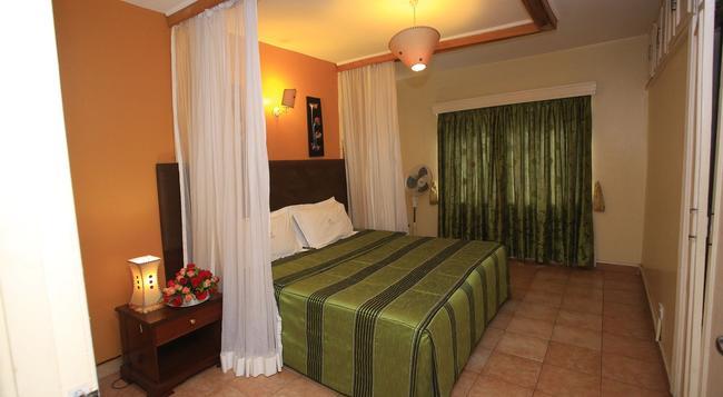 Hillpark Hotel - 內羅畢 - 臥室