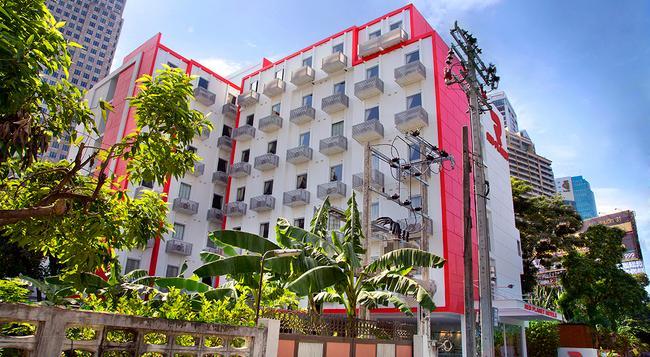 Red Planet Asoke, Bangkok - 曼谷 - 建築