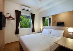 阿索克紅色星球酒店 - 曼谷 - 臥室