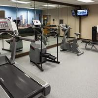 SpringHill Suites by Marriott Dallas Downtown-West End Health club