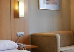 馬拉加西班牙波薩達斯酒店 - 馬拉加 - 臥室