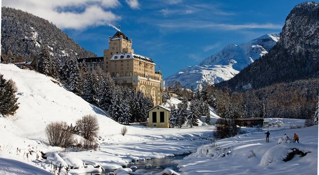 Hotel Schloss Pontresina Family & Spa - 蓬特雷西納 - 建築