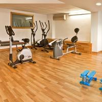 Hotel Rh Casablanca & Suites Gym